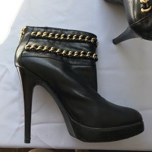 Tory Burch Luda Booties